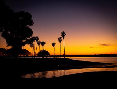 De Anza Cove, Mission Bay, San Diego