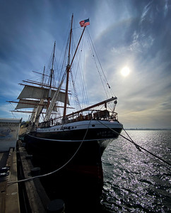 Star of India, Embarcadero, San Diego