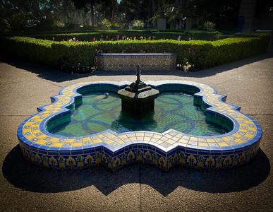 Alcazar Garden, Balboa Park, San Diego