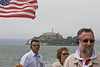 Leaving Alcatraz prison