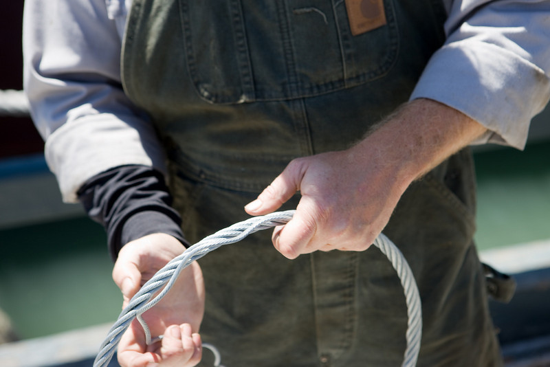 splicing ropes - the teacher