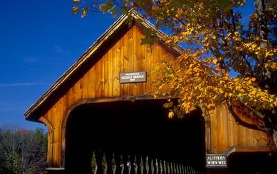 Old Woodstock Middle Bridge