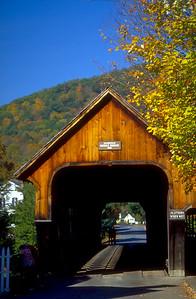 Old Woodstock Covered Bridge