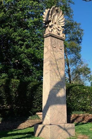 President Taft's Grave - Arlington National Cemetery