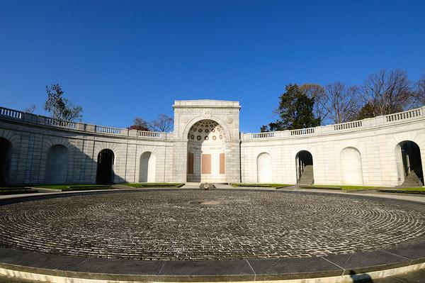 Women in Military Service for America Memorial - Arlington Cemetery