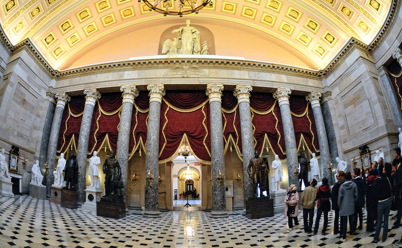 National Statuary Hall - Old Hall of the House