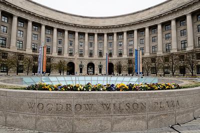 Woodrow Willson Plaza - Federal Triangle