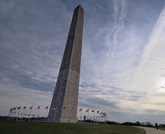 Photographer at the Washington Monument