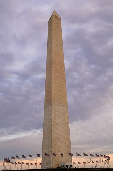 Early Morning at the Washington Monument