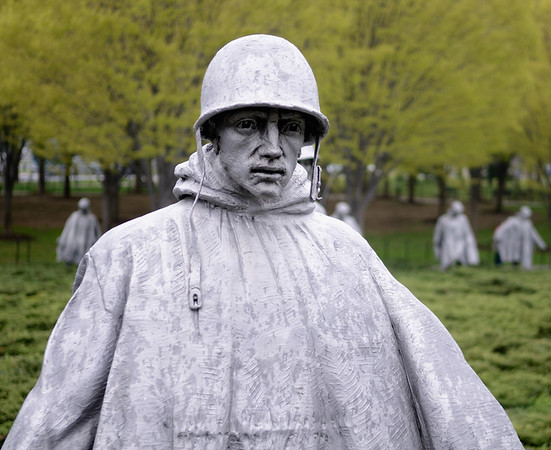 Korean War Memorial