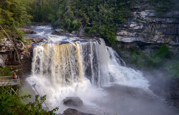 Photos taken at Blackwater Falls in WV