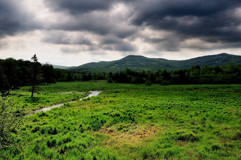 Storm Clouds over the Canaan Valley