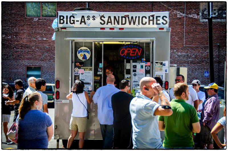 Big Ass Sandwiches: Portland, Oregon