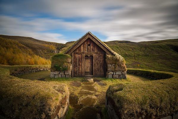 Þjóðveldisbærinn Stöng - Iceland