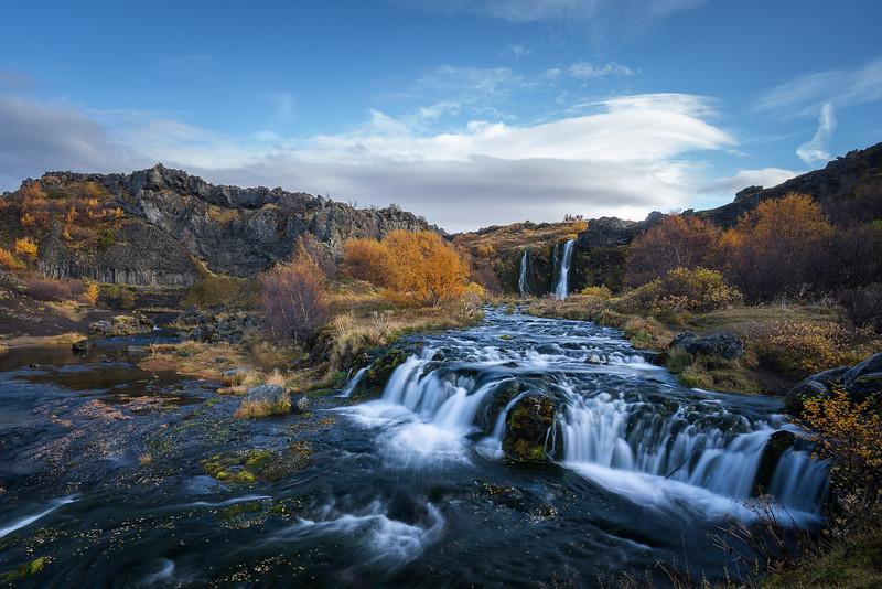 Gjáin - Iceland