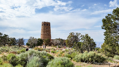 Desert View Watchtower, Grand Canyon South Rim