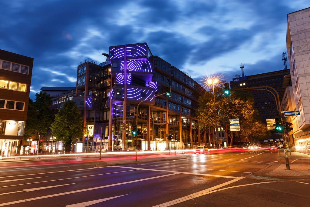 WDR Arcaden | Cologne | 2018