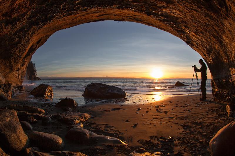 Mystic Beach Cave