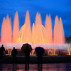 Font Magica (Magic Fountain) Barcelona, Spain