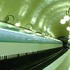 Paris subway station, France
