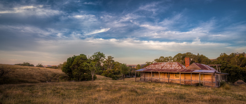 Old Farm House - Murrindindi