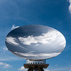 Palace of Versailles, parabolic mirror