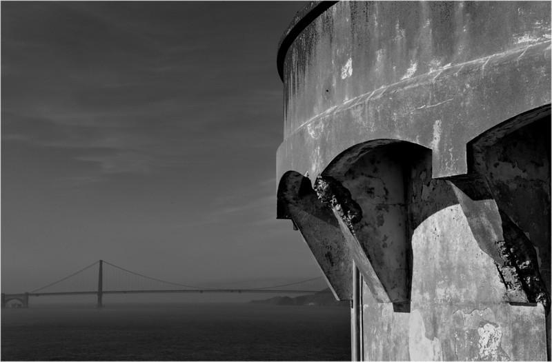 Alcatraz & Golden Gate, San Francisco, USA