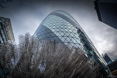 Forever Bicycles by The Gherkin