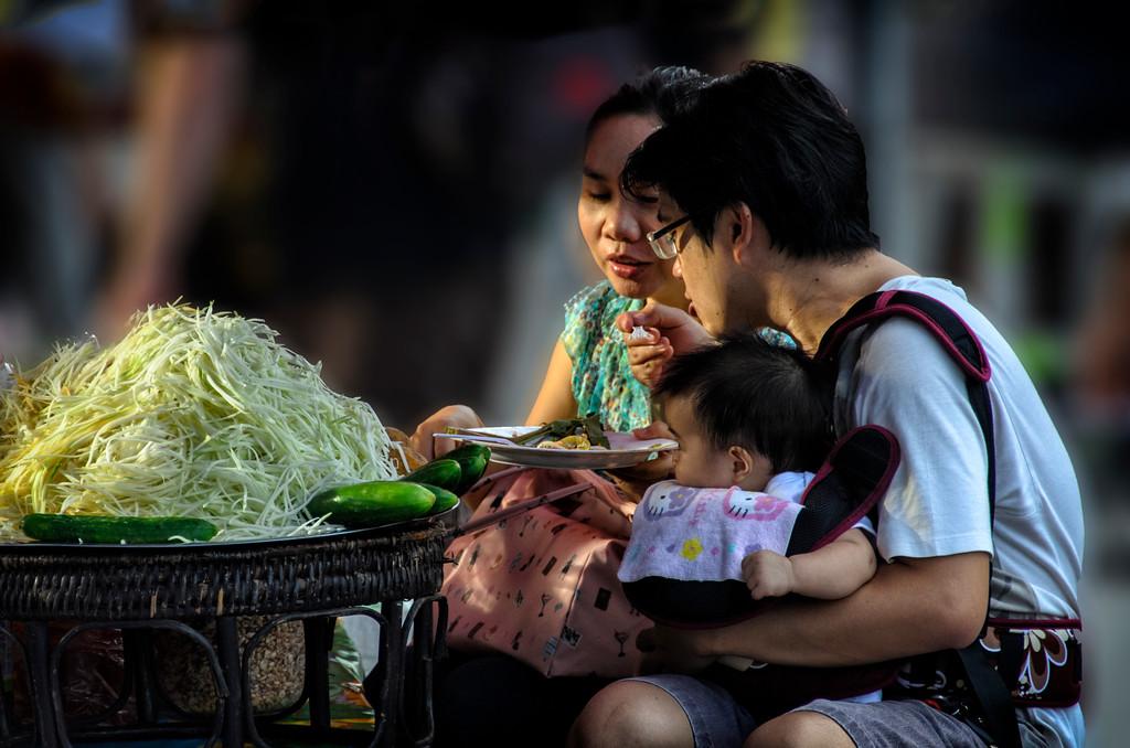 Night Market: Chiang Mai, Thailand