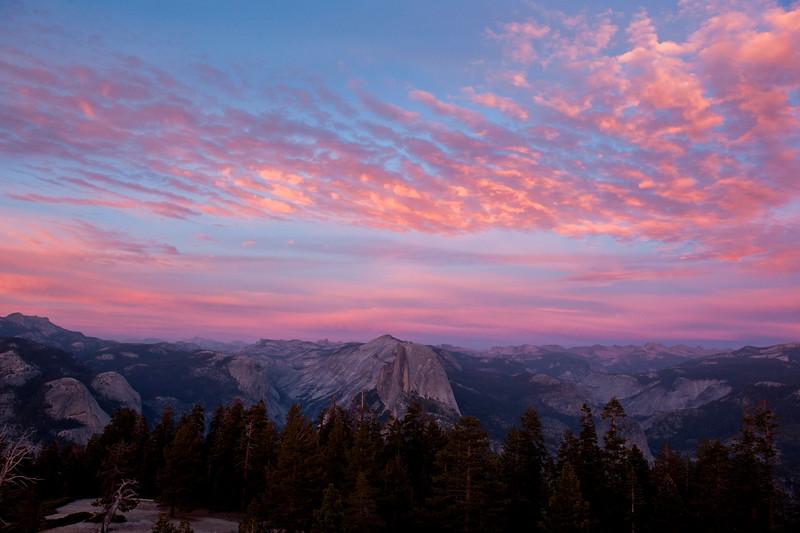 Half Dome. Yosemite National Park