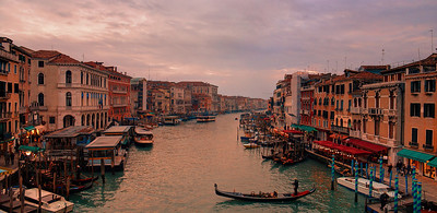 Venetian twilight II