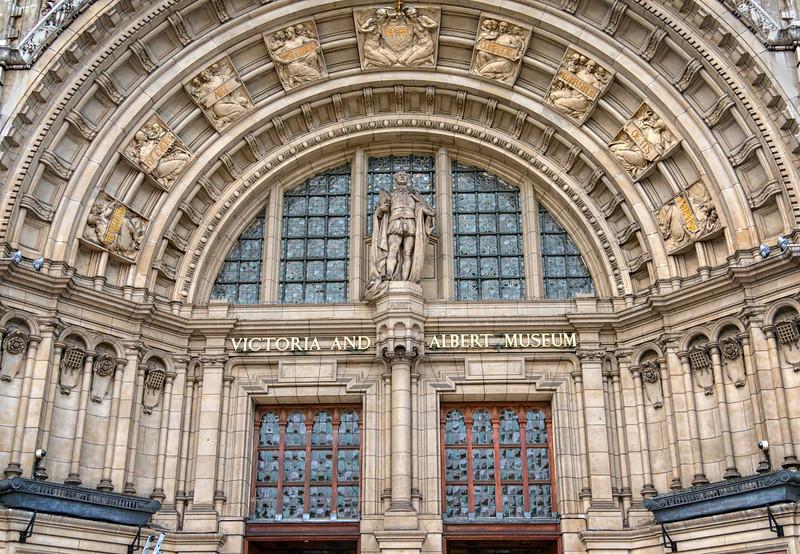 Architecture, Victoria and albert museum!