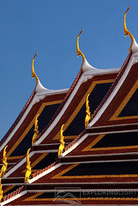 """PHRA BOROM MAHA RATCHA WANG (GRAND PALACE) I""Bangkok, ThailandThe Grand Palace in Bangkok, Thailand.© Chris Moore - Exploring Light PhotographyPURCHASE A PRINT"