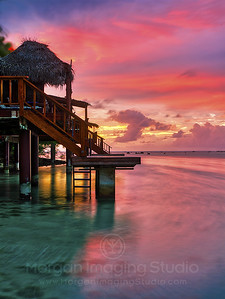 Aitutaki Sunrise, Cook Islands