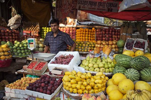 Fruit Vendor, Delhi.