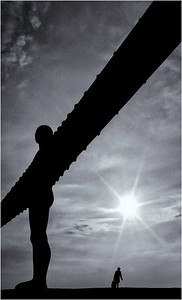 Angel of The North, Gateshead, England