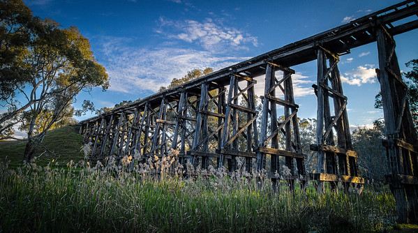 Mollison's Bridge - Pylong