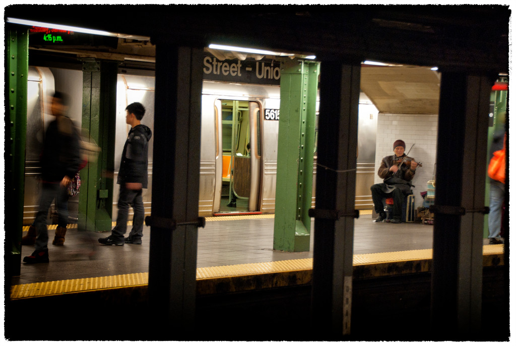 The 4:15 to Williamsburg: New York, NY