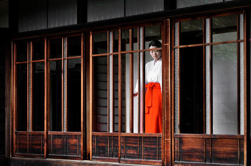 L32 Heian Shrine, Tokyo, Japan