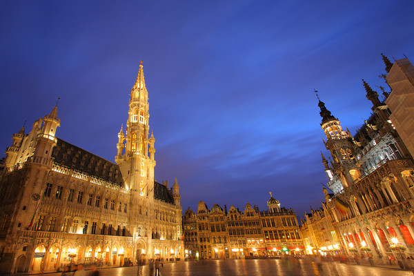 Grand place, Brussels, Belgium