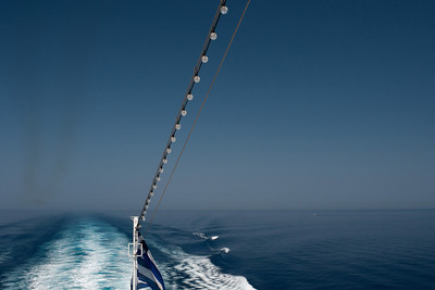 Aegean Sea | Greece Deep, majestic blue