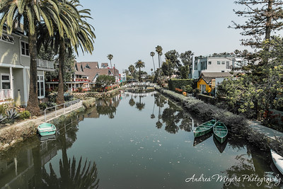 Canals, Venice Beach, California