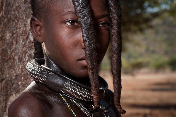 Himba, Namibia, Africa
