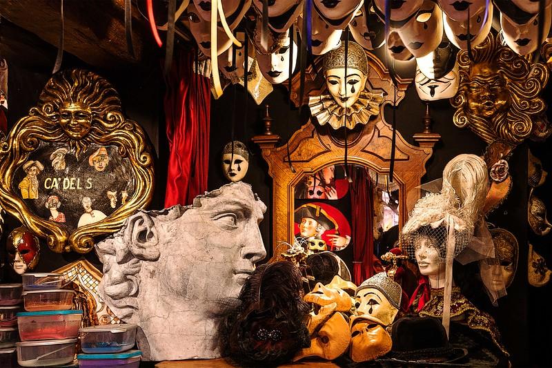 Mask Studio, Venice!