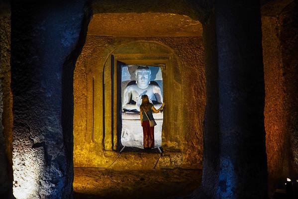 Ajanta Caves, India
