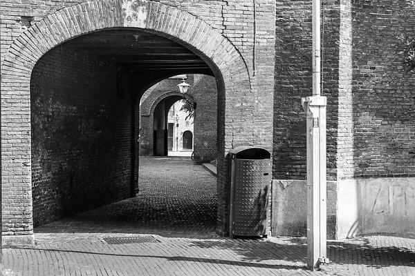 Arches and Doorways in Dordrecht