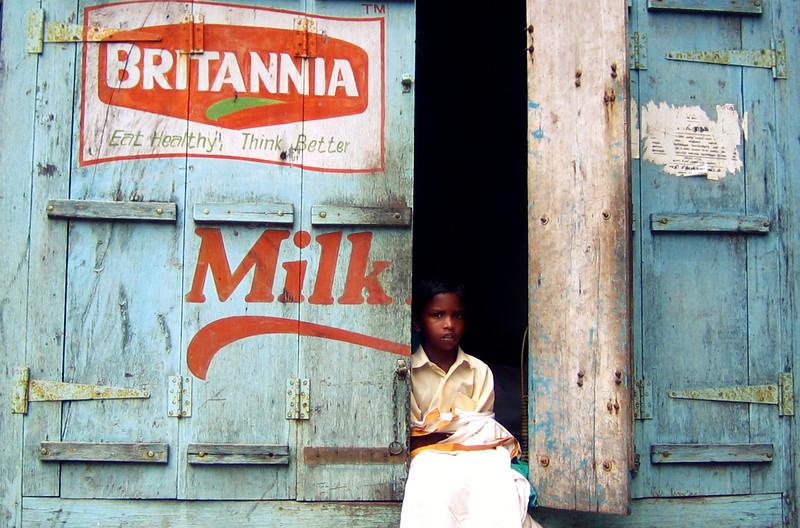 Britannia Milk - Mahabalipuram