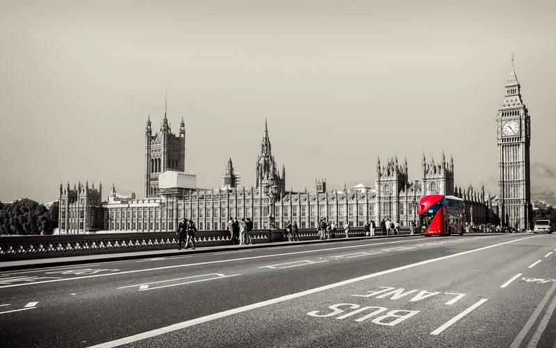 Westminster Bridge!