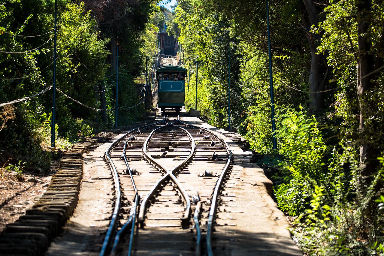 Santiago Funicular Railway