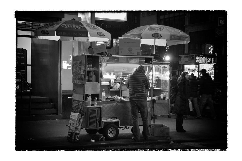 NY Night Food, Dec. 2011